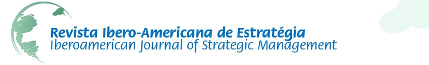 Iberoamerican Journal of Strategic Management (IJSM)